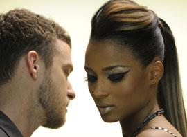 24.03.2009. Ciara, Justin Timberlake Love Sex Magic. Ciara гот